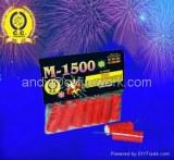 Petardo Cracker Fireworks Partido Banger Trueno bomba juguete para las fiestas Partido