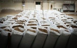 La exportación de pescado y harina de pescado