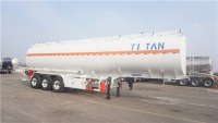 40000 Liters Fuel Petrol Oil Tanker Trailer for Sale