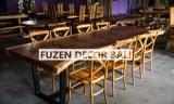 Bali Suar Rustic Tables