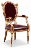Sillas de cuero que cenan las sillas populares en los muebles FY-138 del comedor de la...