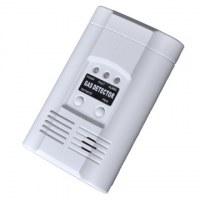 Sistemas de alarma de incendio del detector de fugas de gas combustible