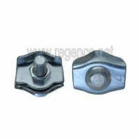GALV SIMPLEX WIRE ROPE CLIPS