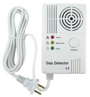 Household Toxic Combustible Gas Detector Analyzers Instruments Fire Alarm Detection For...