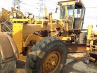 Used Komatsu Motor Grader GD505A-2,32000usd