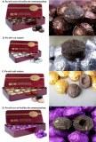Mini tuo de thé pu erh dans boite cadeau métallique