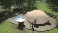 Exlusividad mundial casa pasiva modular