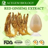 EC396 Standard Korean Red Ginseng Extract Capsule,1%-20% HPLC