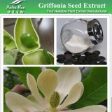 Griffonia Seed Extract 98% 5-HTP Powder (sales07@nutra-max.com)