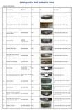 Partes del cuerpo mercado de accesorios para w204 W205 AMG Mercedes W212 W222
