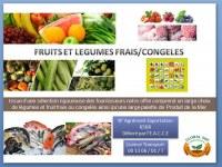 Frutas y verduras de Marruecos