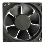 Alto flujo de aire 120x120x38mm 220V AC ventiladores de escape industriales
