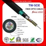 Fabricantes de fibra óptica al aire libre Armored 12 16 24 48 96 144 288core Cable de...