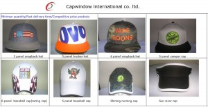 Fashion cap, fashion you are (Request on custom hats)