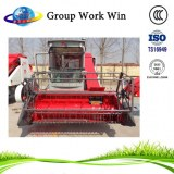 High Quality Wheat Combine Harvester