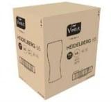 Vaso de cristal 65cl - Made in Spain - Retail Packaing