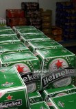Heineken, Carlsberg, Peroni, Corona, Beck's, Budweiser FOR SALE