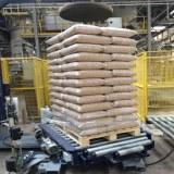 Pellet de madera certificado Din Plus