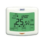 HL2018 Touch Screen Thermostat for Fan Coil from HaiLin Control