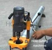 Hole Cutting Machine