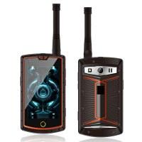 La fábrica más barata de 4 pulgadas de octa-core Android robusto teléfono DMR IP68 resi...