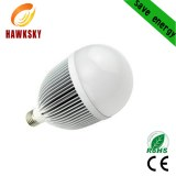 Factory Price CE RoHS COB plastic led bulb light