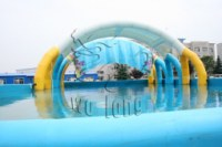 New product hot sale inflatable swimming pool equipment for kids