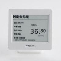 La etiqueta de precio digital de supermercado más barata 4.2 pulgadas ESL etiqueta elec...
