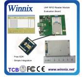 Puerto único módulo de lector y escritor incrustado UHF RFID para aplicaciones de integ...