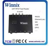De largo alcance Módulo RFID UHF lector de terminal fijo