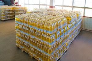 Aceite de girasol refinado natural 100% puro