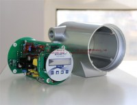 Smart type transmitter for magnetic flowmeter
