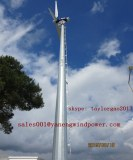 For small power plant,wind power generators 20kw wind turbine , PLC control