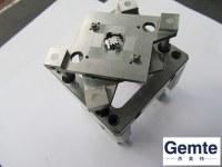 Componente del molde de metal mecanizado de piezas plantilla proveedor de parte del molde de repu...