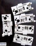 Inyección de plástico moldeado Parte, Repuestos de moldeo por inyección de plástico