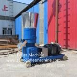 Machine à granulés d'alimentation