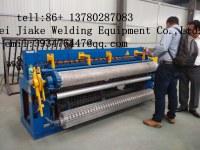 Chaîne de production automatique soudée de machine de treillis métallique