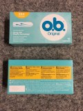 OB TAMPONS PRO COMFORT NORMAL 16