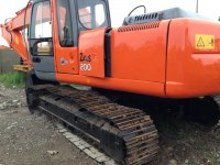 Used Hitachi Crawler Excavator ZX200,52000USD