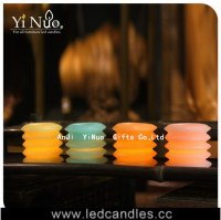 LED flameless candle for wedding decorations for reception