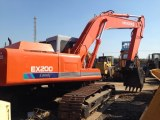 Used Hitachi Crawler Excavator EX200-1,17000usd