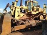 Used CAT Crawler Bulldozer D9N,180000usd