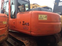 Used Hitachi Crawler Excavator ZX120,40000usd