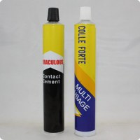 Aluminum Super glue tube packaging supplier