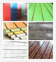 Fábrica Proporcionar Panel Saltwall para despacho de exhibición