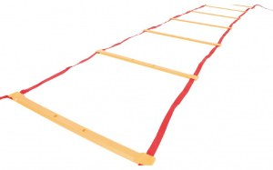 Footy ladder or soccer ladder for your agility training