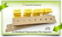 X2 condensadores de película de polipropileno metalizado buen precio