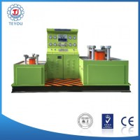 Butterfly valve test machine
