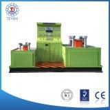 Butterfly valve test machine