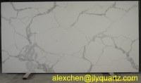 Kimria quartz prix abordable Statuario style comptoirs quartz